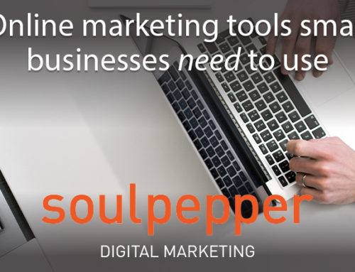 Online marketing tools small businesses need to use